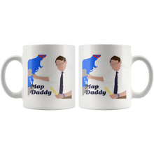 "Load image into Gallery viewer, MSNBC's Steve Kornacki ""Map Daddy"" Election Mug"