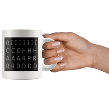 "Load image into Gallery viewer, Grey's Anatomy ""Richard"" Mug"