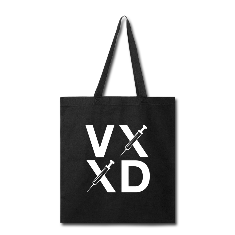 VXXD Tote Bag - black