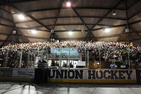 Union Hockey Fan Section