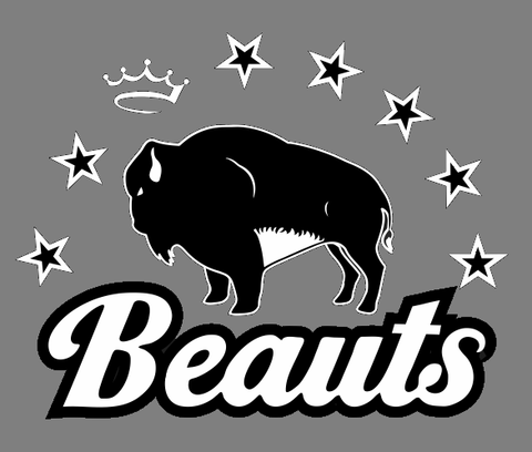 Buffalo Beauts Team Logo