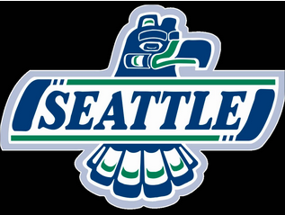 Seattle Thunderbirds Logo