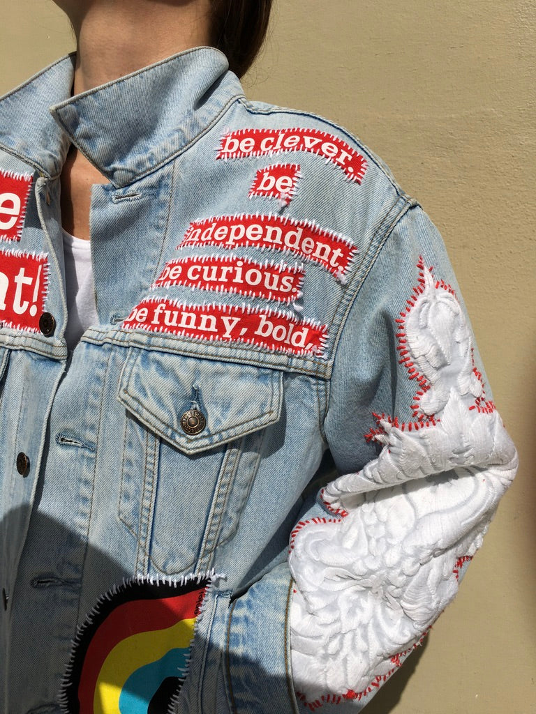 Be Great Denim Jacket