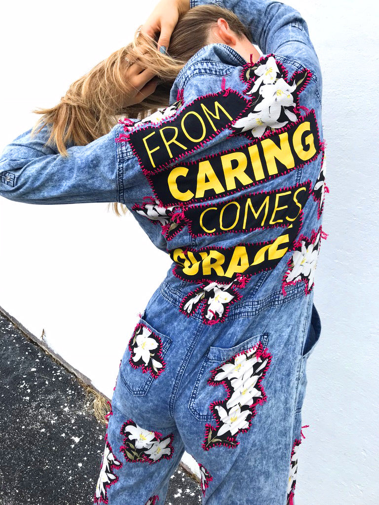 From Caring Comes Courage Jumpsuit