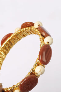 Brown Feroza Bangle
