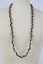 Load image into Gallery viewer, Black Handmade Necklace
