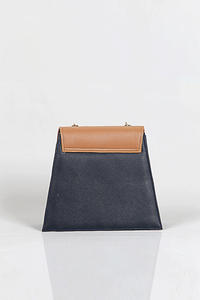 Two Toned Shoulder Bag