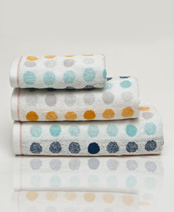 Multi Yarn Dyed Pack of 3 Towels