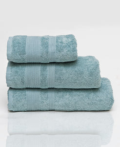 Turquoise Pack of 3 Towels