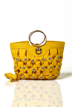 Load image into Gallery viewer, Yellow Stones Handbag