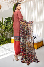 Load image into Gallery viewer, Embroidered Linen 3PC Suit