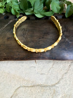 Seasons Cuff - Gold