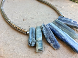 Kyanite Tribe Necklace