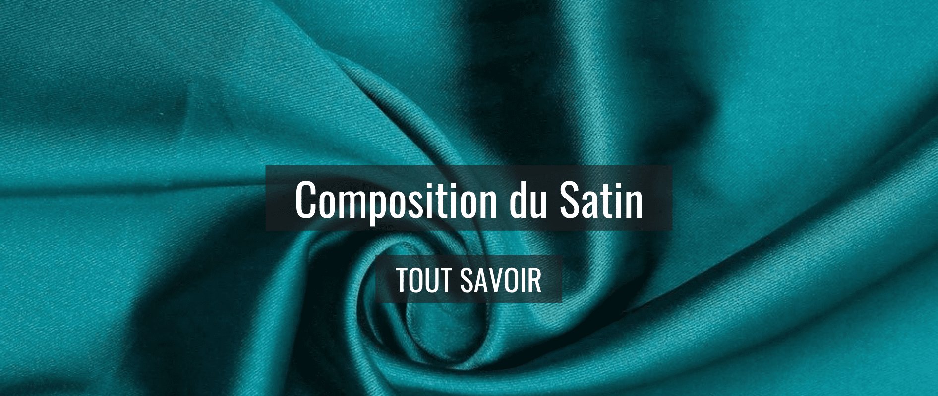 Composition satin