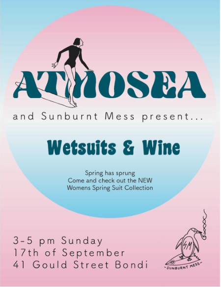 Atmosea - Wetsuits and Wine