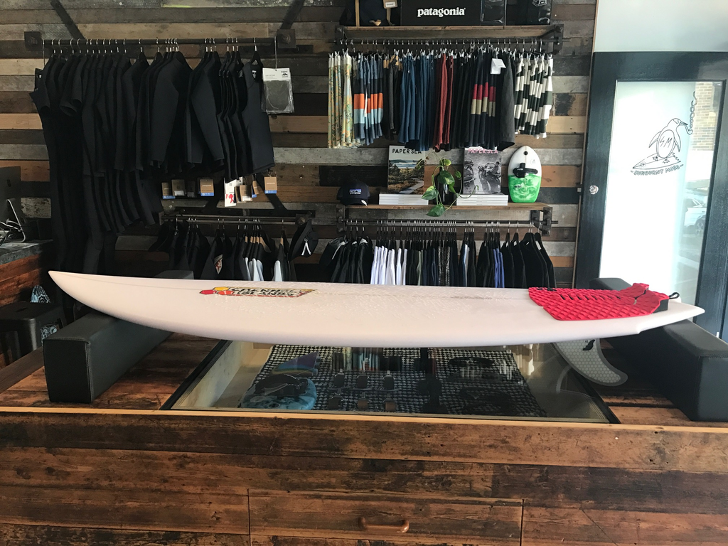 Channel Islands Twin Fin - Review