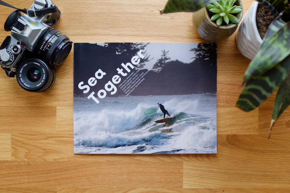 Sea Together Magazine Launch