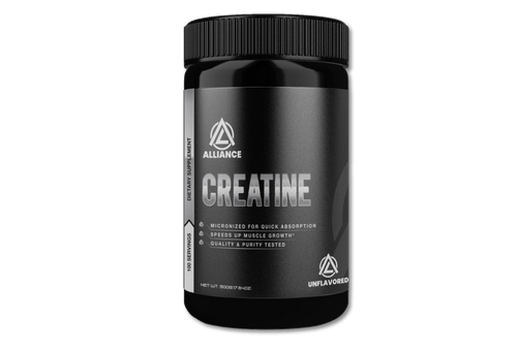What is Creatine and what does it do to human body?