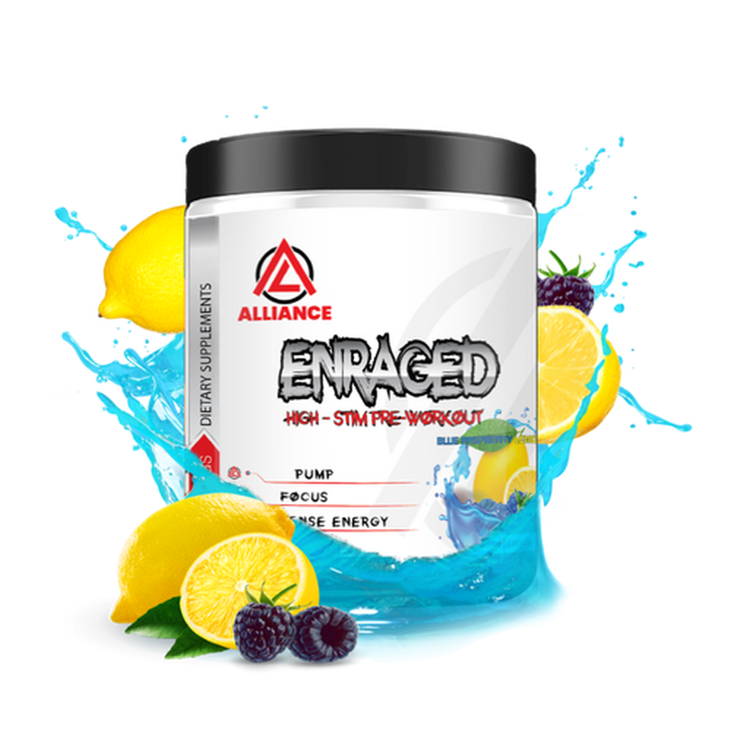 Learn about the balanced ingredients of enrage supplements