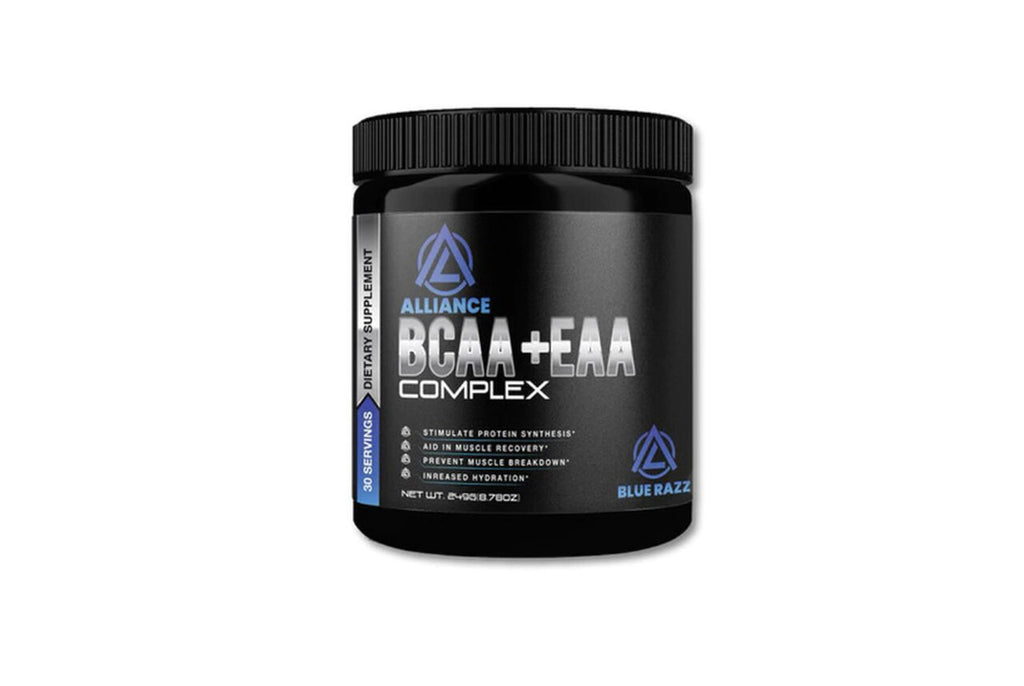 What is the difference between BCAA and EAA?