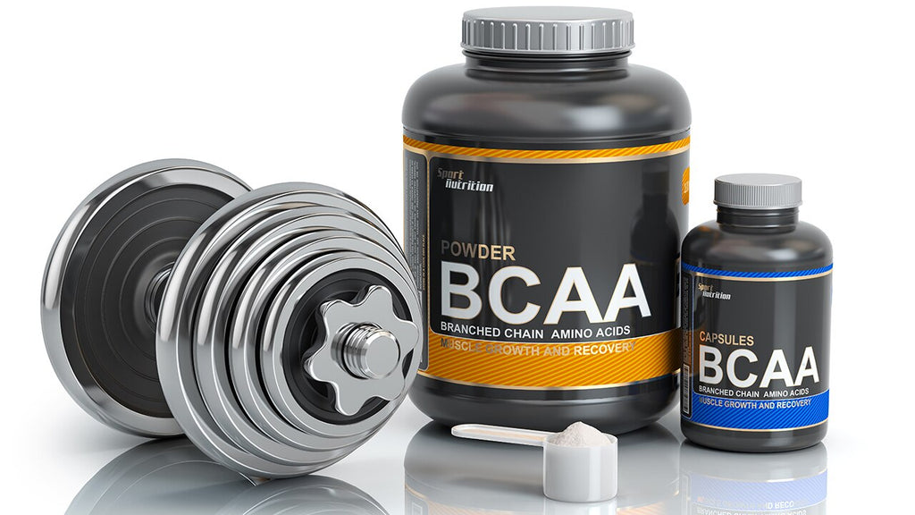 What is the working mechanism of BCAA in the human body?
