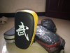 Fitness Punching Bag Boxing Pad