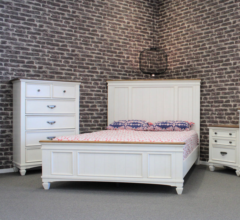 Fiorian 5 PC Queen Bedroom Set