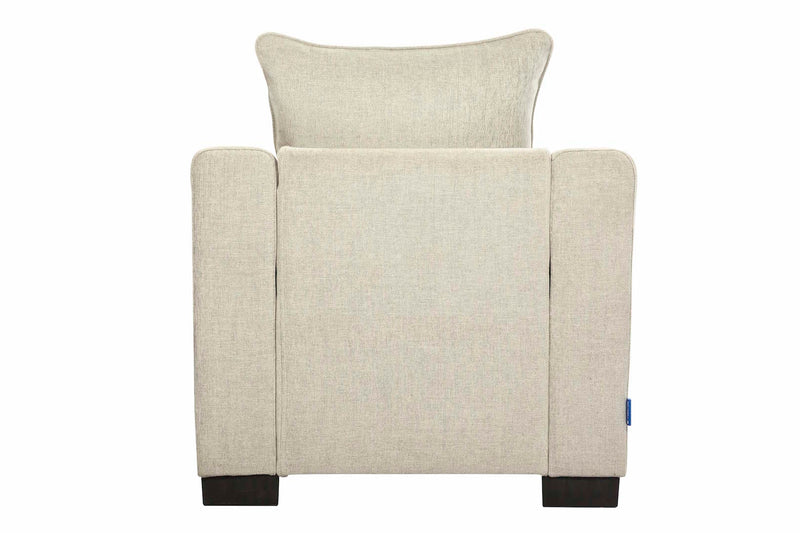 Darcey Single Seater - Ivory