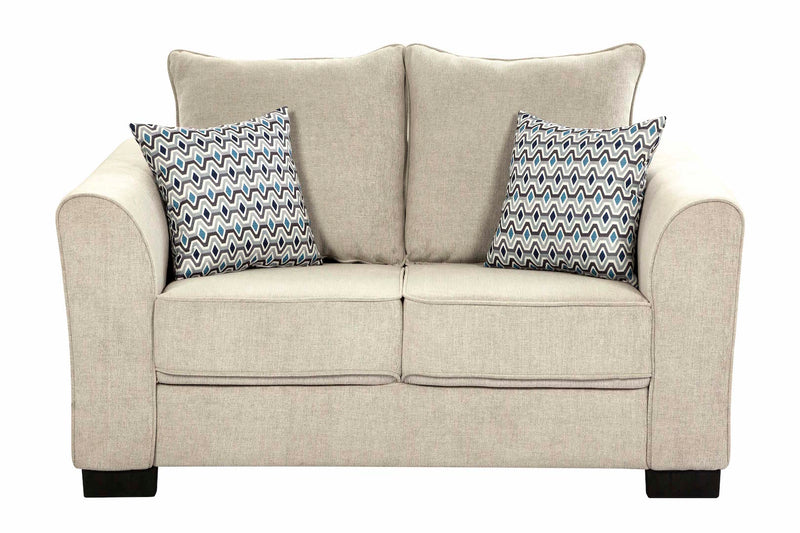 Darcey 2 Seater - Ivory