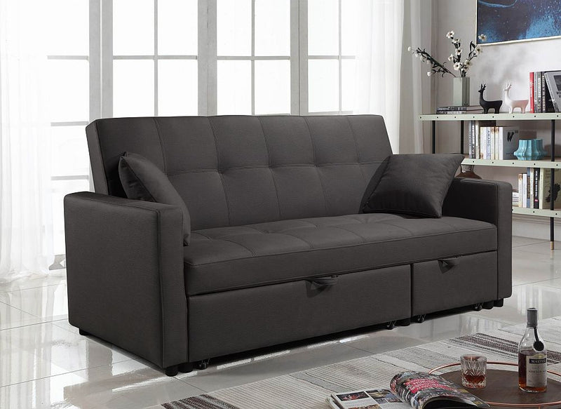 Chorus Sofa Bed Black