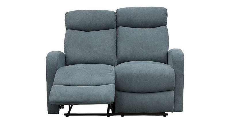 Verona Grey 2 Seater Recliner