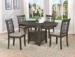 Hartwell Dining Table W/ 4 chairs