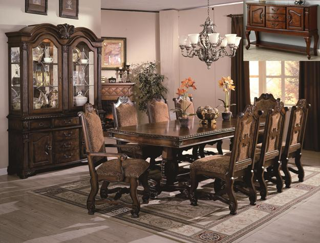 Neo Renaissance Dining Table
