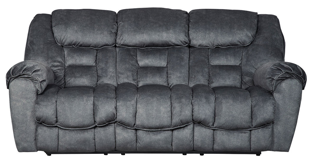Capehorn Granite Reclining Sofa/Couch