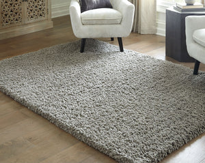 Deion Taupe Medium Rug