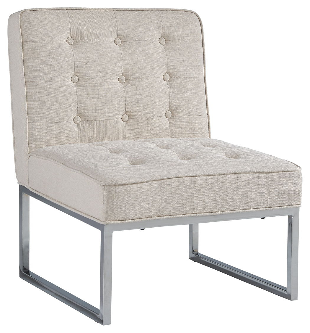 Cimarosse Ivory Accent Chair