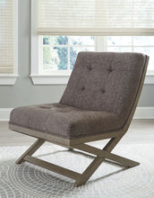 Load image into Gallery viewer, Sidewinder Taupe Accent Chair
