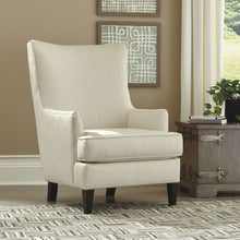 Load image into Gallery viewer, Paseo Ivory Accent Chair