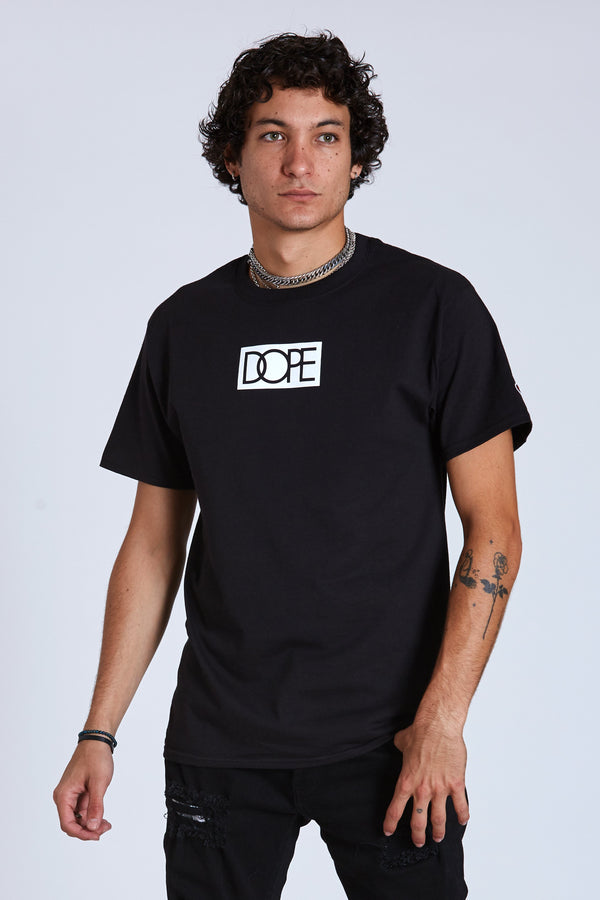 Dope Bogo Champion Tee #Black