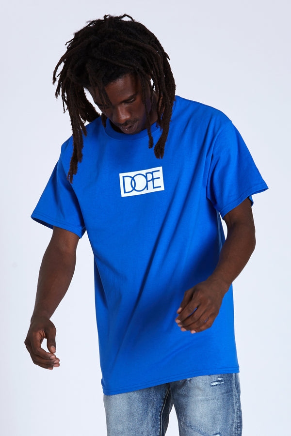 Dope Bogo Champion Tee #Royal
