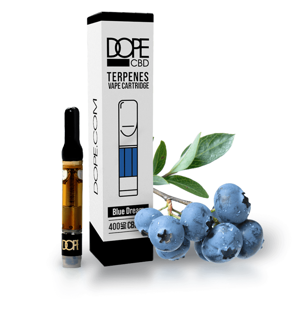 CBD Cartridge - Blue Dream - 400mg