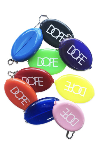 DOPE Squeeze Coin Purse
