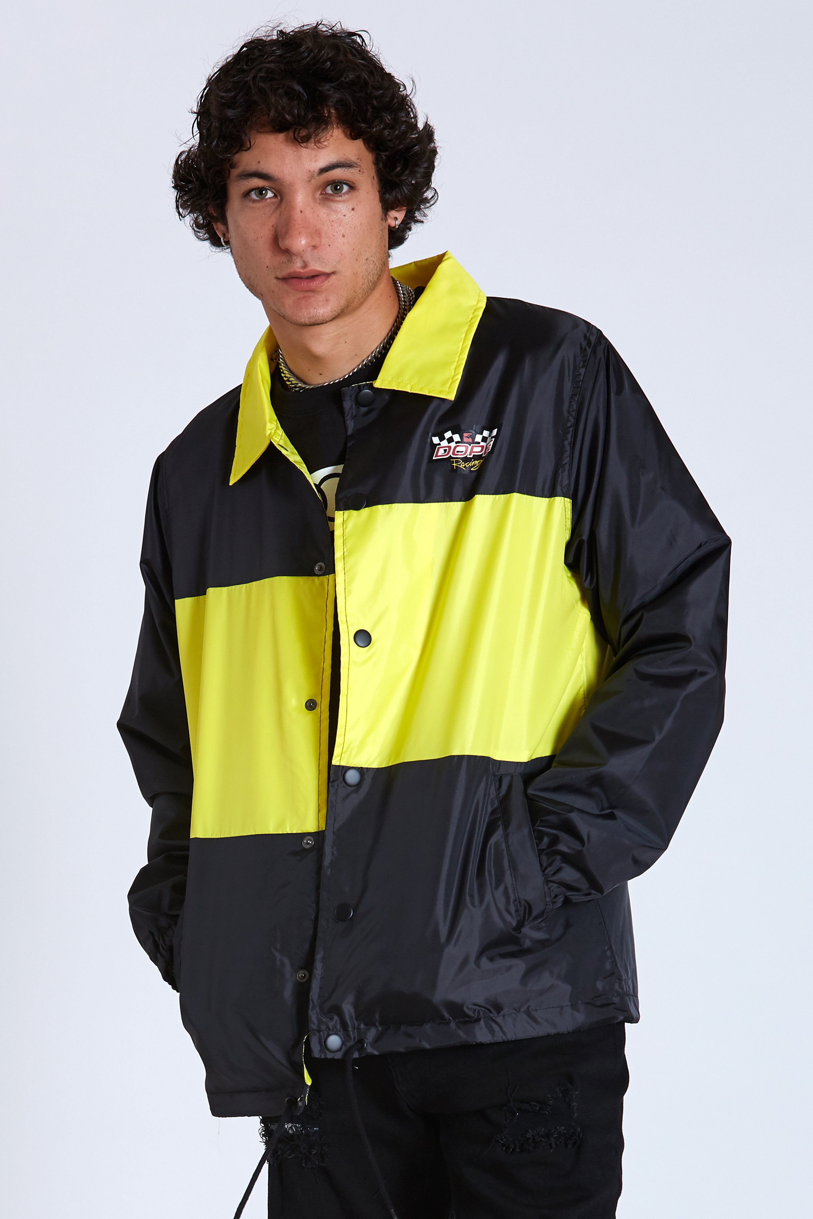Infield Coaches Jacket