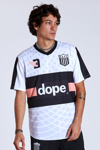 DOPE Soccer Diego Jersey #White
