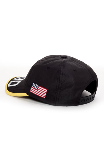 d188873d692 ... DOPE 100% cotton hat featuring prints on the brim and an embroidered  patch on the