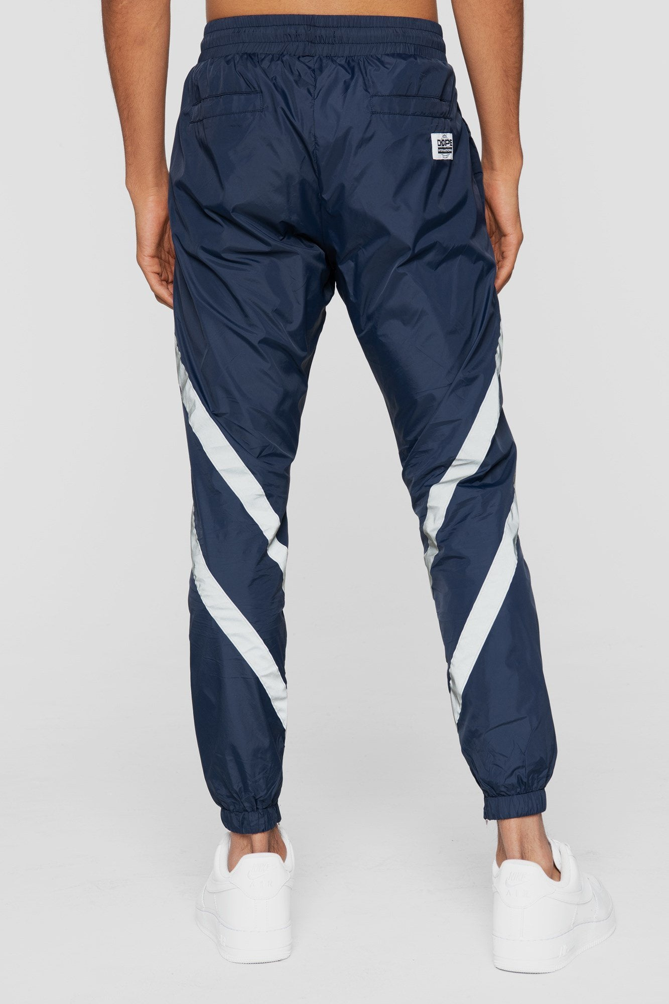 DOPE Wired Reflective Joggers #Blue