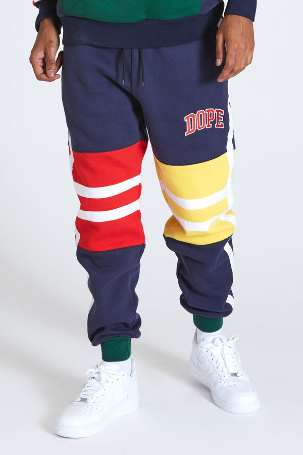 DOPE Academy Joggers #Multi