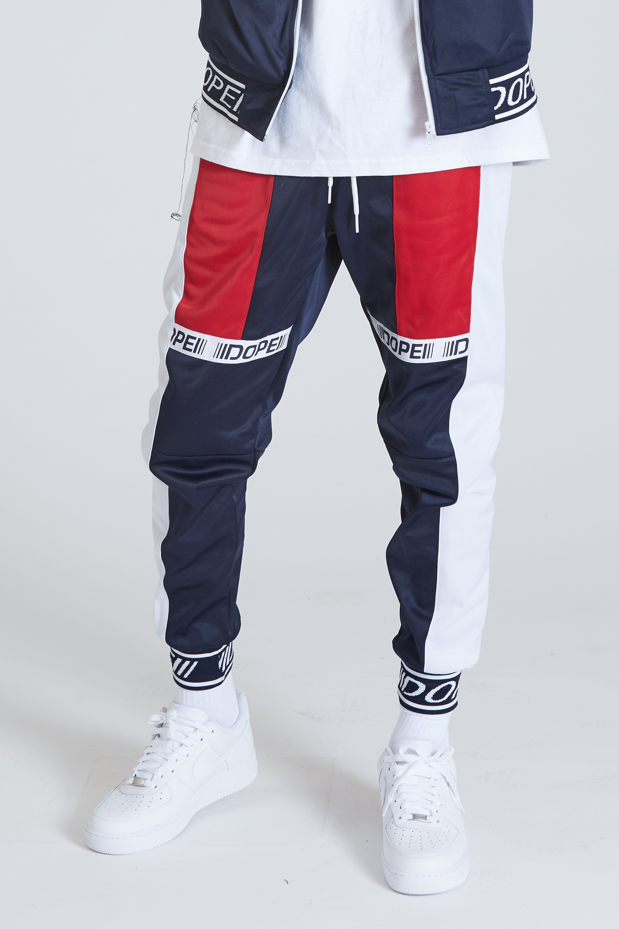 DOPE Owens Track Pants #Blue