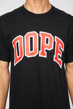 Load image into Gallery viewer, DOPE College Tee #Black