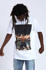 DOPE DOPE Heavyweight Tee #White